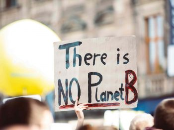 Semana cultural en el colegio There is no Planet B