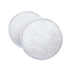 Discos de lactancia de tela Avent
